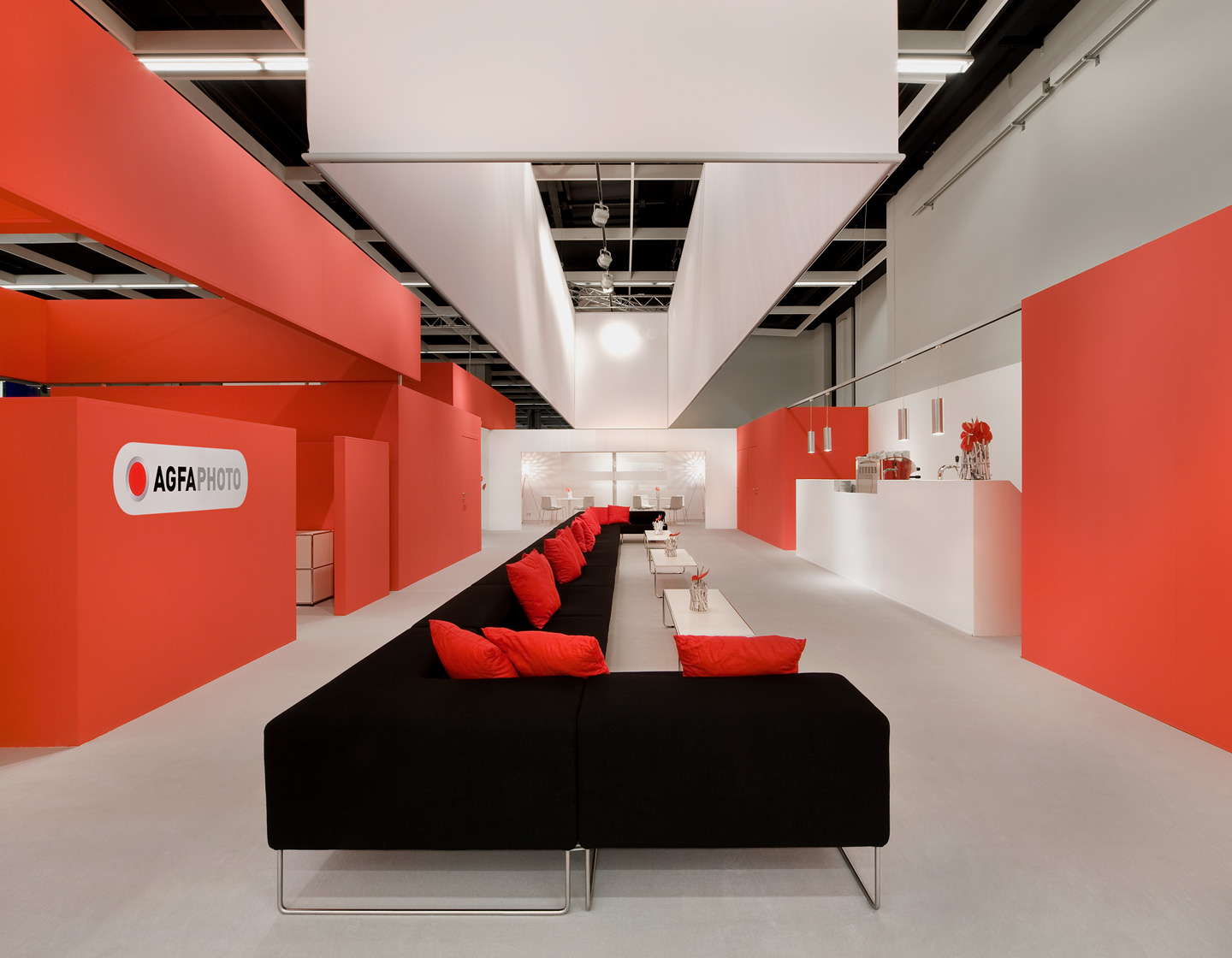 agfa photo messestand event design