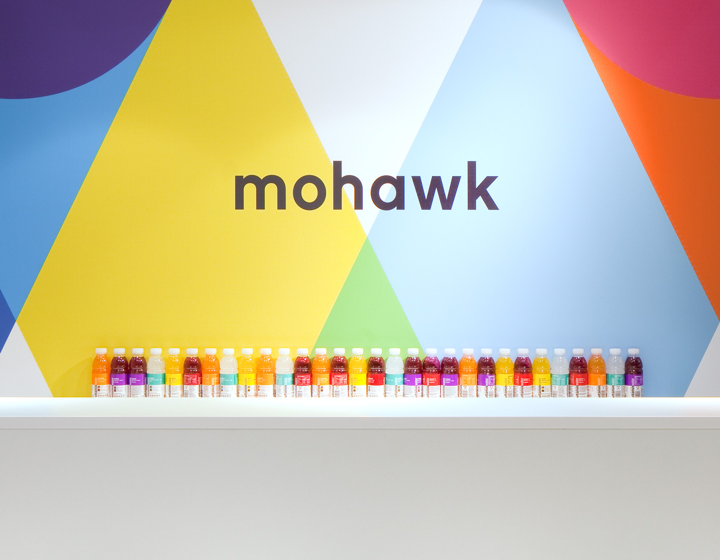 mohawk drupa messe event design