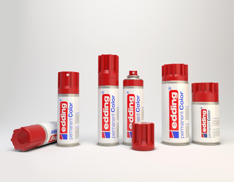 edding spray - werksdesign